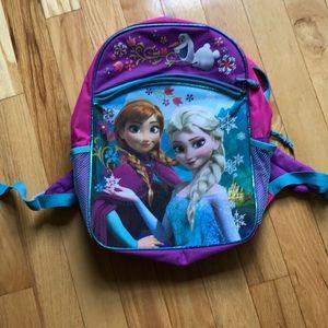 Other - Frozen Bookbag
